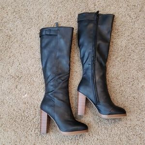 Steve Madden Zooey Boots.